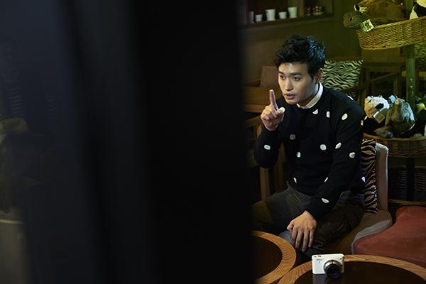 니콘프렌즈 배우 서동원 모습