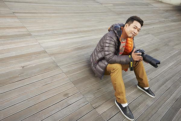 니콘프렌즈 개그맨 박준형 모습