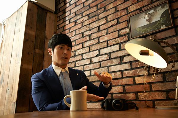 니콘프렌즈 배우 이종수 작품사진