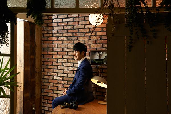 니콘프렌즈 배우 이종수 모습