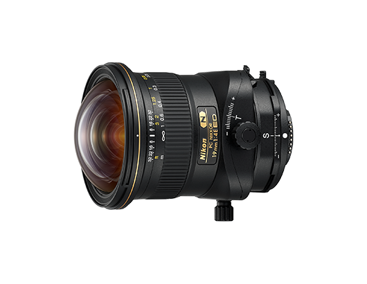 PC NIKKOR 19mm f/4E ED 이미지 1