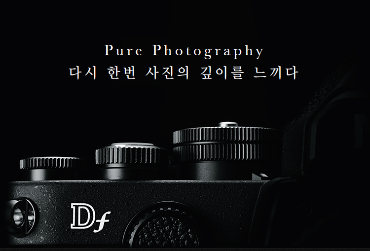 Pure Photography 다시 한번 사진의 깊이를 느끼다