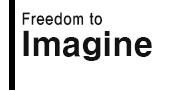 Imagine : 자유로운 발상