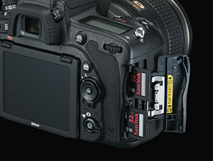 2장의 SD 카드를 효율적으로 사용할 수 있는 SD