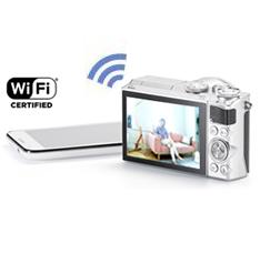 내장 Wi-Fi 및 NFC 기능 지원