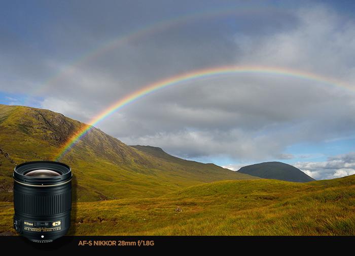 AF-S NIKKOR 28mm f/1.8G 렌즈 샘플