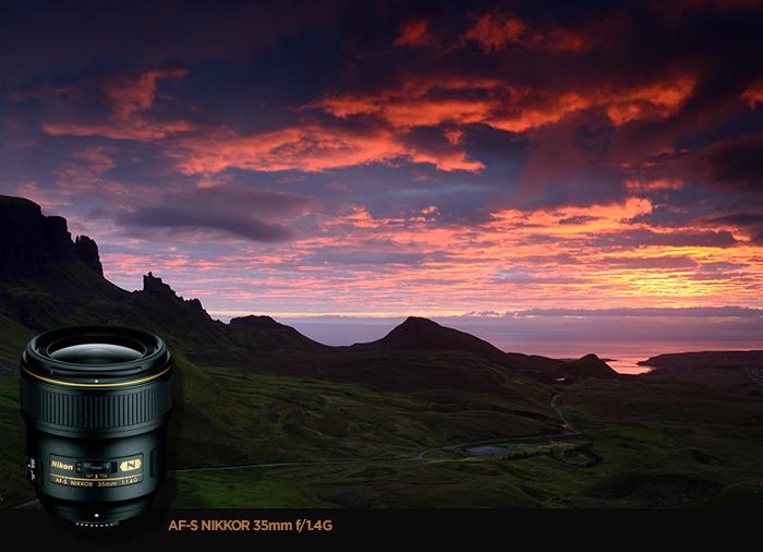 AF-S NIKKOR 35mm f/1.4G 렌즈 샘플