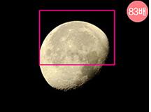2000mm 상당(35mm판 환산의 촬영 화각), f/6.5 / 광학 줌