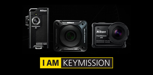 Nikon KeyMission : Concept Movie